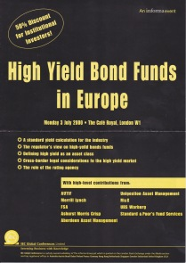 IBC_HighYldBondFunds_Jul00